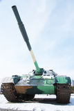 A weapon of war: tanks Stock Image