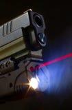Weaponlight и лазер стоковое изображение rf