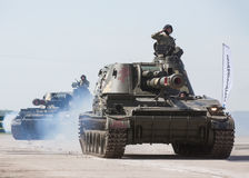 Weaponry and military equipment of the armed forces of Ukraine Stock Images