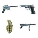 Weapons Stock Images
