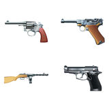 Weapons Royalty Free Stock Image