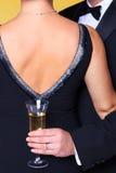 wear för paromfamningafton Fotografering för Bildbyråer