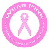 Wear Pink stock image