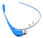 Wearable computer glasses Royalty Free Stock Photography