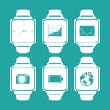 Wearable technology design Stock Photo