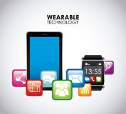 Wearable technology Stock Photography