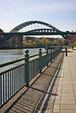 Wearmouth-Brücken Stockfotos
