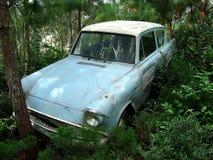 Weasley Samochód Harry Poter Fotografia Stock