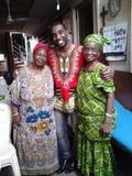 Weat Afrique Photographie stock libre de droits