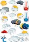 Weather royalty free illustration