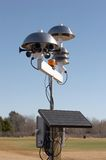 Weather Alert Station. Municipal weather alert system Royalty Free Stock Photos