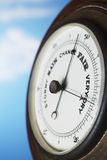 Weather Barometer Stock Photography