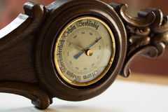 Weather Barometer Royalty Free Stock Images