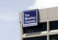 The Weather Channel World Headquarters Royalty Free Stock Photo