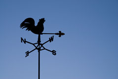 Free Weather Cock Royalty Free Stock Photo - 29271235