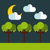 Weather concept design Royalty Free Stock Photo