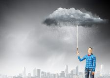 Weather concept Royalty Free Stock Images