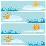 Weather design Royalty Free Stock Photography