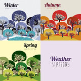 Weather design Stock Photo
