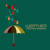 Weather design Stock Image