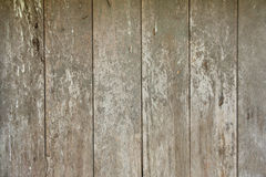 Weather distressed timber wall Royalty Free Stock Photo