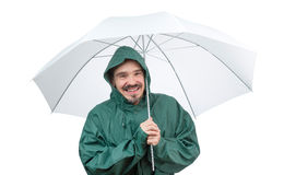 Weather double protection. Stock Images