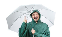 Weather double protection. Stock Photography