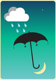 Weather forecast Royalty Free Stock Photos