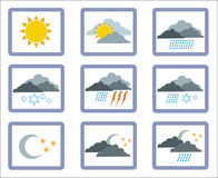 Free Weather Icon 1 Stock Photo - 5703640