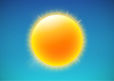 Weather icon Royalty Free Stock Image