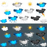 Weather Icon Stock Photos