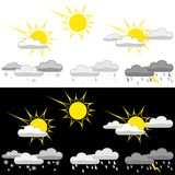 Weather Icon Stock Images