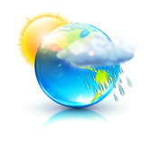 Weather icon Stock Photo