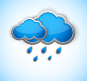 Weather icon Royalty Free Stock Images