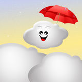Weather icon Royalty Free Stock Photos