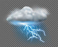 Weather icon Royalty Free Stock Image