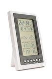 Weather monitoring equipment isolated Royalty Free Stock Photo