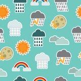Weather pattern Stock Photo