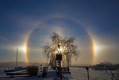 Weather phenomena Royalty Free Stock Images