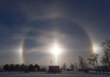 Weather phenomena Royalty Free Stock Photos
