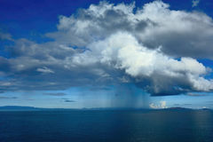 Weather in Philippines Stock Photo