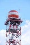 Weather radar station Stock Photos