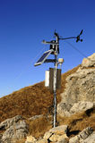 Weather station Royalty Free Stock Image