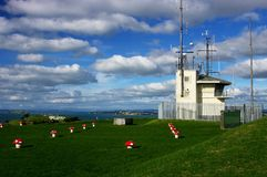 Weather Station Royalty Free Stock Photos