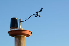 Weather station detail Stock Images