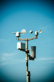 Weather station details Royalty Free Stock Photography