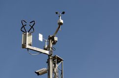 Weather station Royalty Free Stock Images