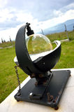 Weather station instrument tool Royalty Free Stock Photography