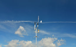 Weather Station Stock Image