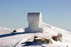 Weather station Stock Photo